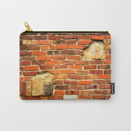 brickwall Carry-All Pouch