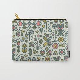 36dot Flower Garden Carry-All Pouch