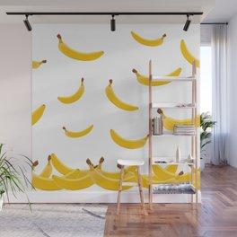 Banana Hunger Wall Mural