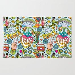 Peace&Love Rug