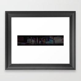 Times Framed Art Print