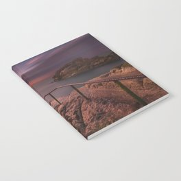 A Sound Of Light Notebook