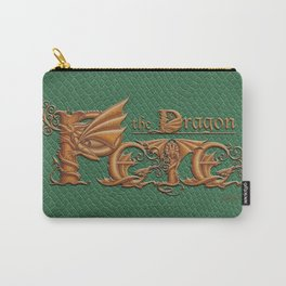 Pete, the Dragon Carry-All Pouch