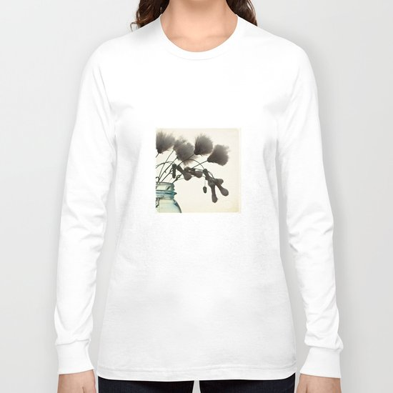 Sunlit Thistle  Long Sleeve T-shirt