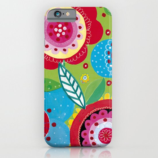 Pattern 1 iPhone & iPod Case