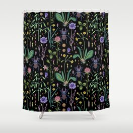 Midsummer Night's Dream Shower Curtain