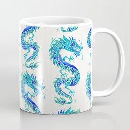 Chinese Dragon – Blue Palette Coffee Mug