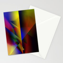 Spectrum Shield Stationery Cards