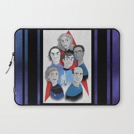 Star Fleet Doctors Laptop Sleeve