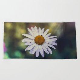 Daisy III Beach Towel