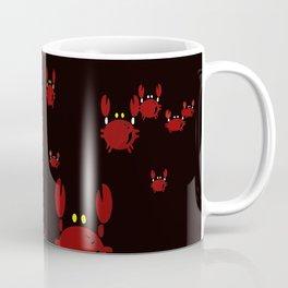 Crabby Crabs Coffee Mug