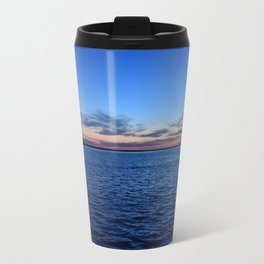 Sunset in Dunedin Florida Travel Mug