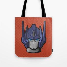 G1 Optimus prime Tote Bag