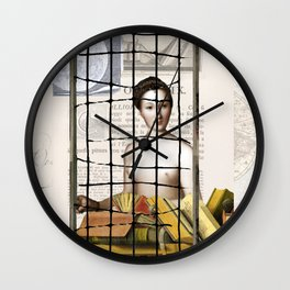 The Ambiguity of memory, making yesterday almost impossible to lift Wall Clock