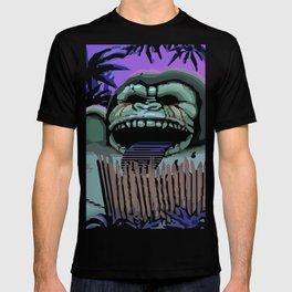 Three headed monkey T-shirt