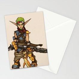 Jak&Daxter Stationery Cards