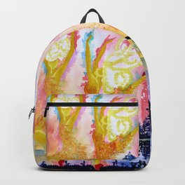 Dancing Fire Backpack