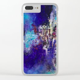 Metamorphosis - by Jenny Bagwill Clear iPhone Case