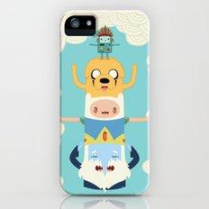 Adventure Totem Slim Case iPhone (5, 5s)