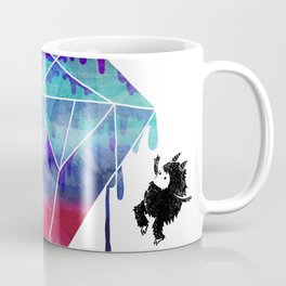 Shine On You Crazy Diamond Coffee Mug