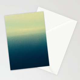 Sky Meets Ocean Stationery Cards