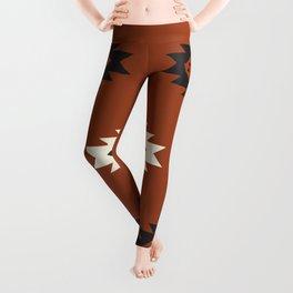 Kurt in Rust Leggings