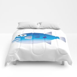 Globefish Comforters