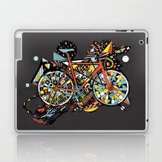 FIX TRIP ~ BLACK Laptop & iPad Skin