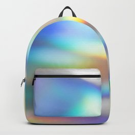 Holographic Vibe Backpack