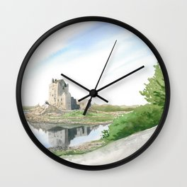Dunguaire Wall Clock