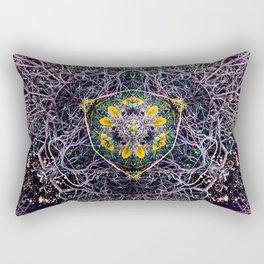 Burst No 1 Rectangular Pillow