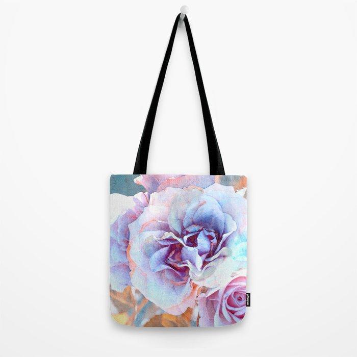 Vintage rose(6) Tote Bag