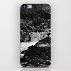 River, Snowdonia, Wales. iPhone & iPod Skin