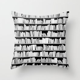 Read 'em and Weep Throw Pillow