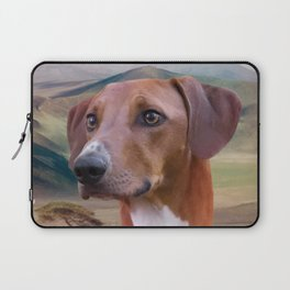 Azawakh Sighthound Laptop Sleeve