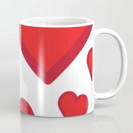 Simple Hearts Coffee Mug
