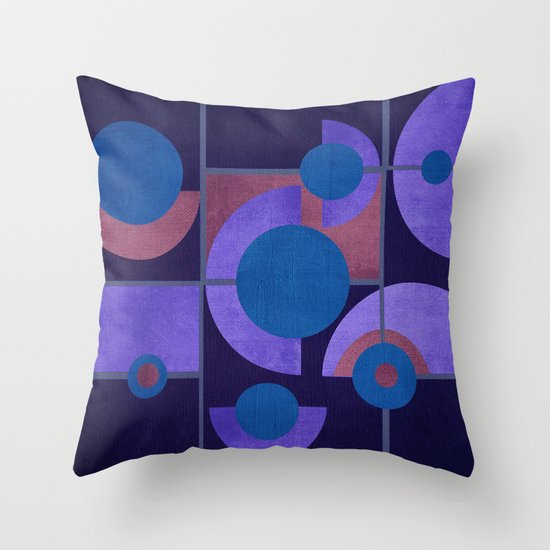 Textures/Abstract 101 Throw Pillow