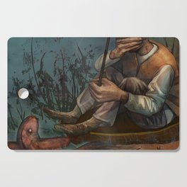 Fisherman Cutting Board