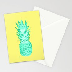 I love Pineapples #2 Stationery Cards
