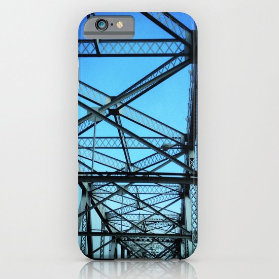 Beams and Joints iPhone & iPod Case