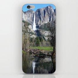 Yosemite Falls iPhone Skin