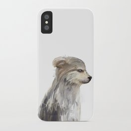 littlest wolf iPhone Case