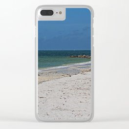 Every Waking Moment Clear iPhone Case