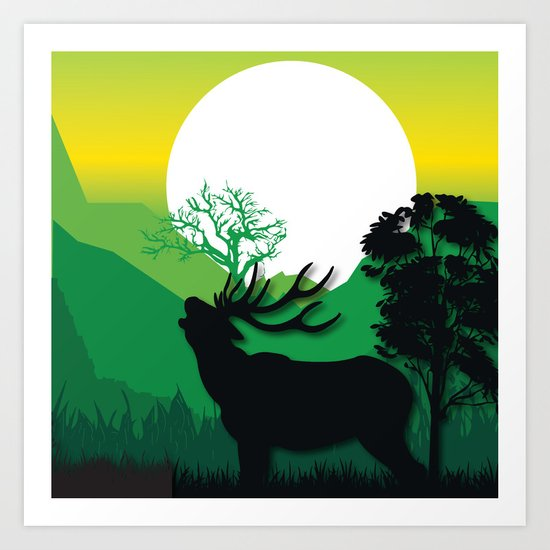My Nature Collection No. 54 Art Print