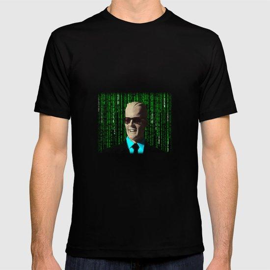 max meets matrix T-shirt
