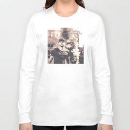 Live From The First Album Cover Long Sleeve T-shirt