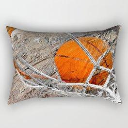 basketball art variant 5 Rectangular Pillow