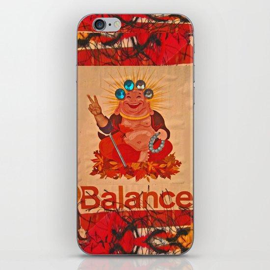 BALANCE! iPhone & iPod Skin