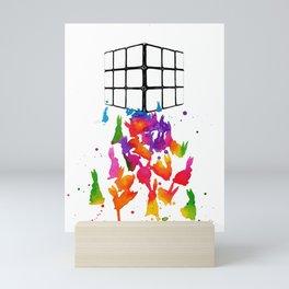 colors Mini Art Print