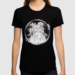 Deer Girl Fantasy T-shirt